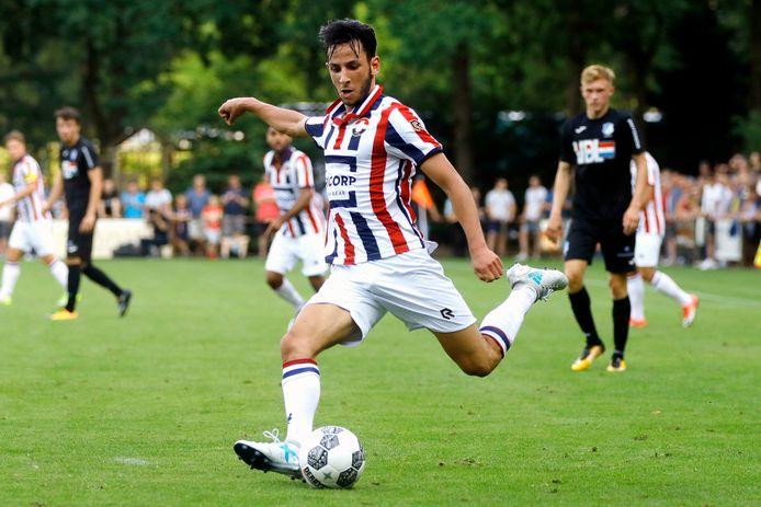 Ismail Azzaoui kwam eerder uit voor Willem II.