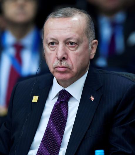 Erdogan zinspeelt op inzet troepen in Libië
