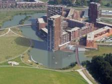 Eindhoven: brug Meerhoven nu aanleggen maar mag 1,5 jaar niet worden gebruikt