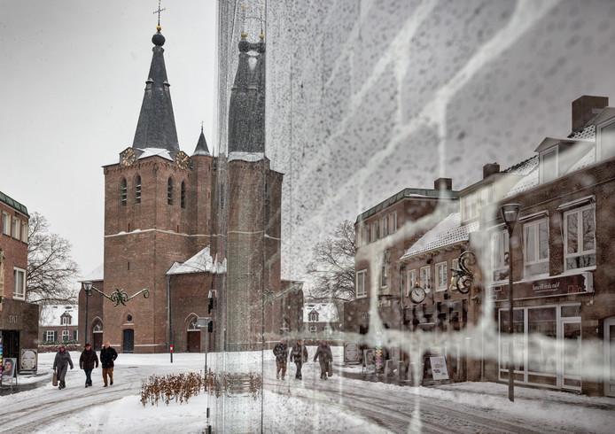 Gladheidsbestrijding in Schijndel en de rest van Meierijstad is niet alleen een zaak van de gemeente, maar ook van inwoners en bedrijven en instellingen.