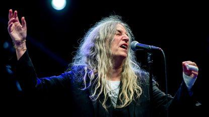 Punk-icoon Patti Smith bezoekt Gent en is lyrisch over Van Eyck-tentoonstelling én de stad