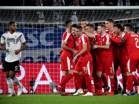 Matige generale vernieuwd Duitsland voor duel met Oranje