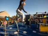 Freerunbaan van de Constantijnschool in stijl geopend