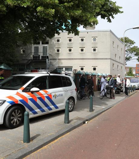 Moskee Scheepersstraat ontruimd na handgemeen