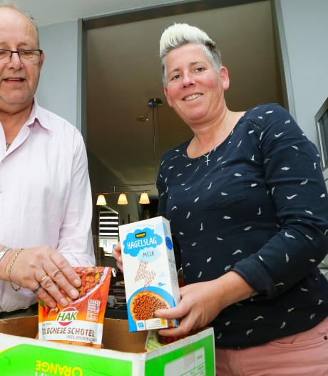 Bertus en Juditha helpen minima aan gratis eten: 'Je ziet de dankbaarheid in hun ogen'