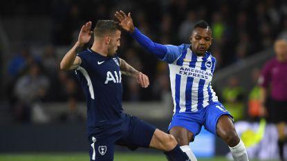 Herbeleef hoe Spurs-Belgen niet verder kwamen dan 1-1 bij Brighton en het gelijkspel van tien Barça-spelers