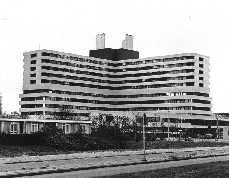 Slotervaartziekenhuis in de jaren 70 Beeld anp