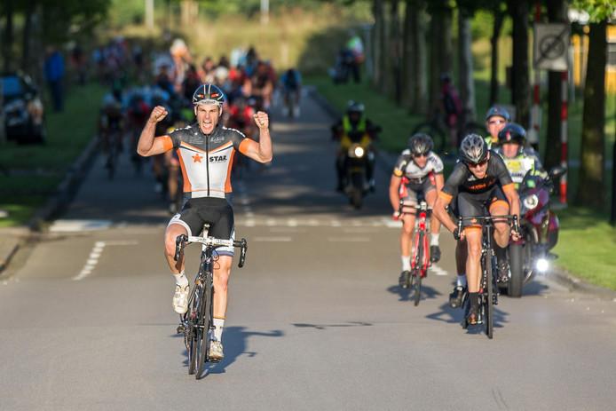 Stefan Laurijssen won zaterdag de Zeeland Classic in Heinkenszand.