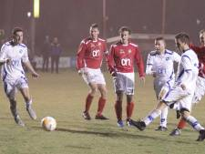 BAS draait in Rouveen de rollen op indrukwekkende wijze om; 3-0 wordt 3-5