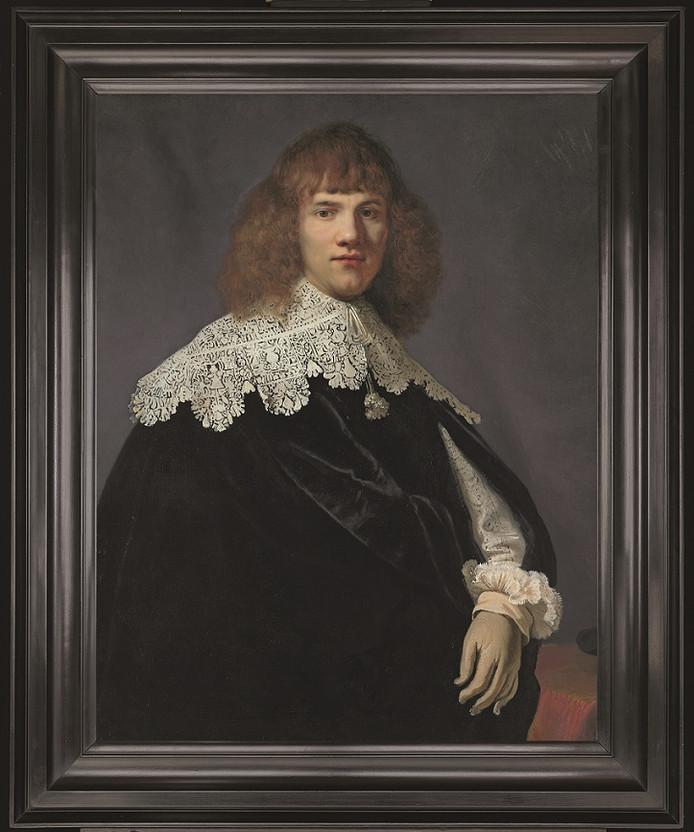 Portret van een jongeman