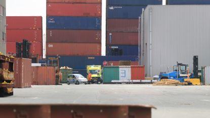 Dodelijk arbeidsongeval bij Antwerp Container Repair: man komt onder zware heftruck terecht