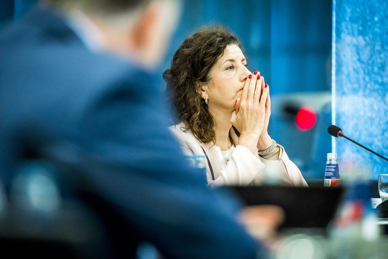 Minister Ingrid van Engelshoven. Beeld ANP