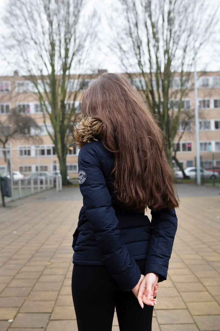 Nathalya (18) Beeld Pauline Niks