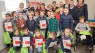 Diploma's Junior Techniekacademie uitgereikt