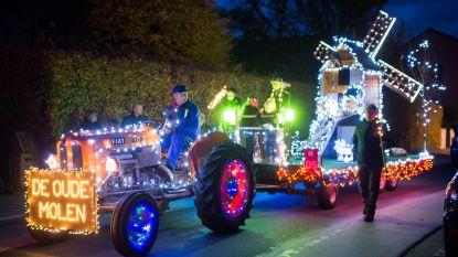 Sinterklaas stipt ook weer Wuustwezel aan in zijn agenda voor dit weekend tijdens de Lichtstoet