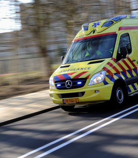 Bewusteloos aangetroffen man uit Hilversum overleden