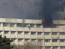 Aanval hotel Kabul beëindigd: acht doden onder wie aanvallers