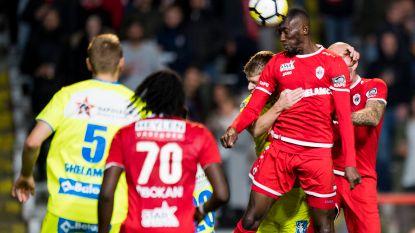 VIDEO. Antwerp en Gent houden elkaar na aangename pot en knappe goal Odjidja in bedwang