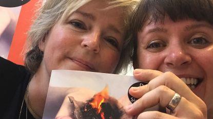 """Succesauteur Karin Slaughter: """"Ook als kind schreef ik gewelddadige verhalen"""""""