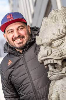Zwolse trainer Dilürü gaat weer naar China, als het kan
