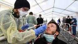 Van 2.500 naar 10.000 tests per dag: België steekt op vraag van WHO tandje bij