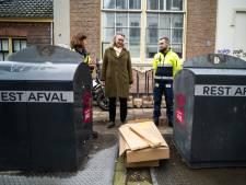 Wethouder afval in Arnhem: 'Ik zie geen reden om de handdoek te gooien'
