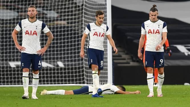 Een onwaarschijnlijke herintrede bij de Spurs in mineur voor Bale: van 3-0 naar 3-3 in slotminuut