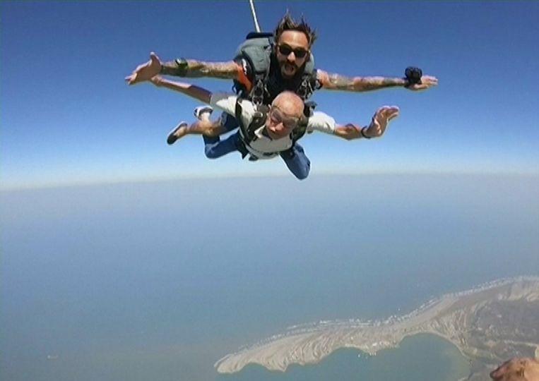 De Spaanse Elias was in Colombia op vakantie met zijn kinderen toen hij besloot de sprong te wagen.