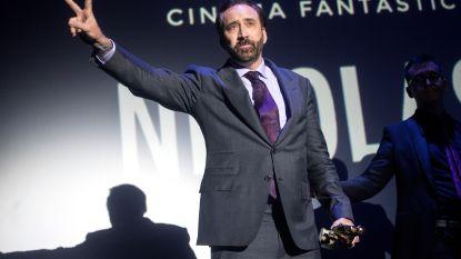 Nicolas Cage speelt hoofdrol in serie over 'Tiger King'