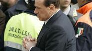 Berlusconi opent villa's voor slachtoffers aardbeving