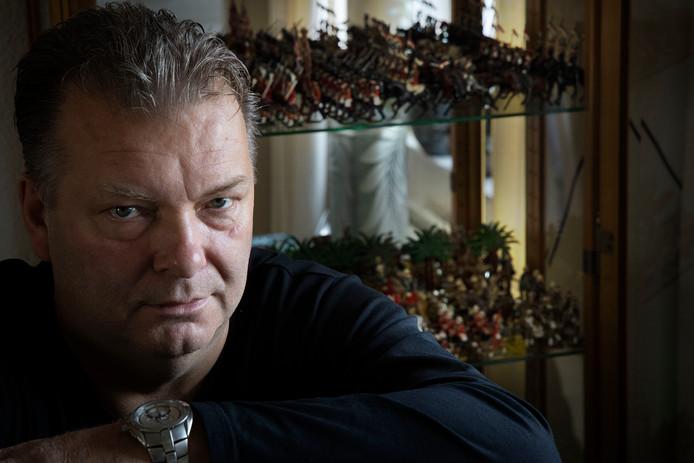 Gerard van der Pol heeft ptss, posttraumatische-stressstoornis, aan zijn diensstijd in Libanon overgehouden.