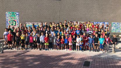 Dag van de Sportclub in Klim-Op