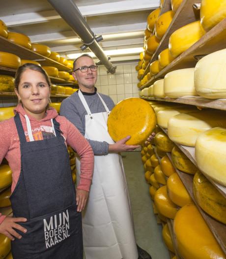 Kaaswinkel Kloas in 't Hof in Holten: veel meer emotie achter eigen kazen
