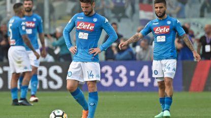 LIVE (15u): Mertens en Napoli moeten winnen van Torino