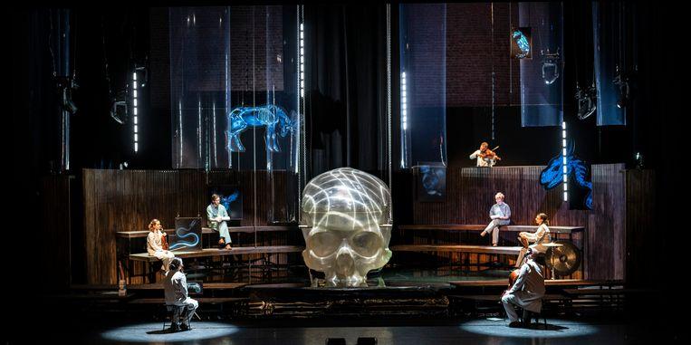 Opera Melancholica. Beeld Marco Borggreve