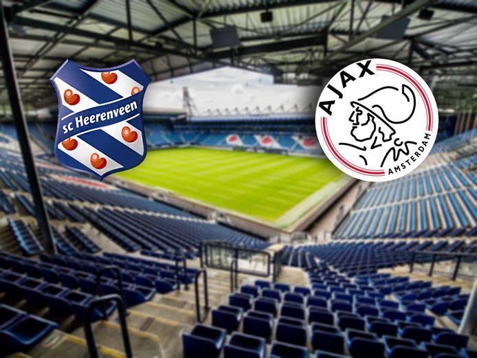 SC Heerenveen Ajax
