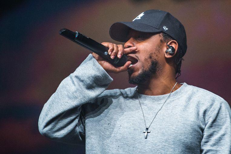 Het nieuwe album van Kendrick Lamar opent met een jazzy voortkabbelende prelude. Beeld anp