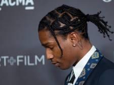President Trump zet zich persoonlijk in voor vrijlating A$AP Rocky