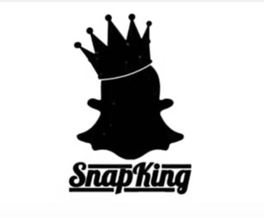 Het logo van SnapKing