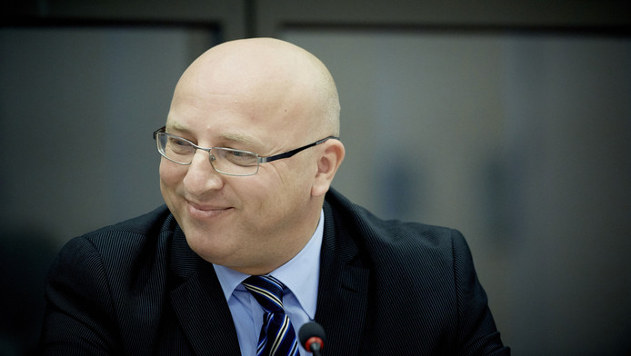 PVV-Kamerlid Sietse Fritsma.
