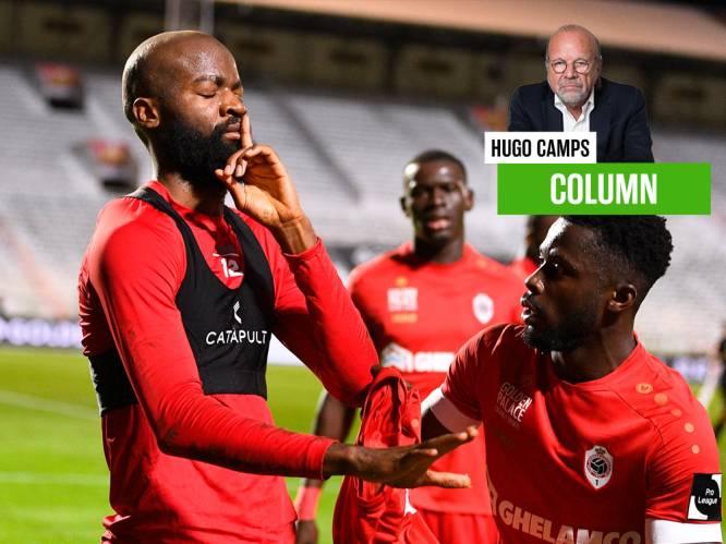 """Hugo Camps begrijpt niets van nieuwe kans voor Lamkel Zé: """"Antwerp is pas nu een club van hooligans"""""""
