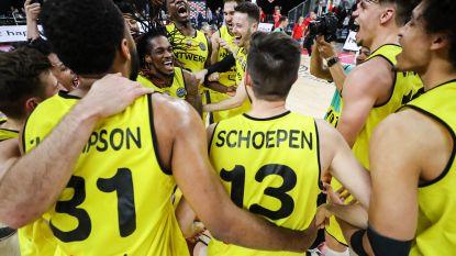 """Antwerp Giants halen eindstrijd van Champions League basketbal naar Sportpaleis: """"Dit is een hele eer"""""""
