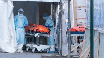 LIVE. Elke 45 seconden sterft er een Amerikaan - Woonzorgcentra vrezen zuurstoftekort - Federale wegpolitie gevraagd om mondmaskers te naaien