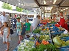 Weekmarkt Strijen verhuist niet