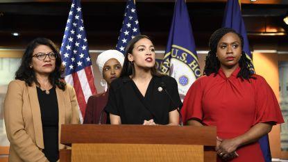 """Huis van Afgevaardigden veroordeelt """"racistische uitspraken"""" Trump"""