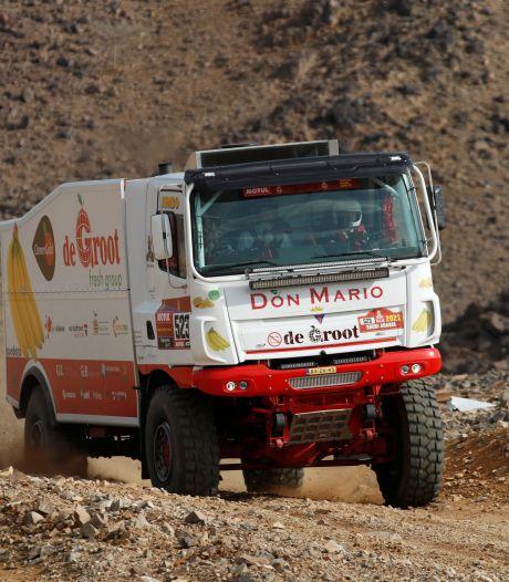 Snijders loodst De Groot in het pikkedonker naar de rustdag in Dakar: 'Het was kritisch'
