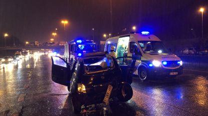 VIDEO. Verkeersellende op Antwerpse ring door ongevallen