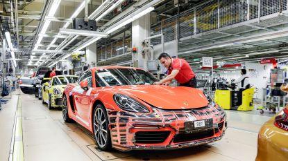 Bijna 10.000 euro bonus voor alle 27.000 Porsche-medewerkers