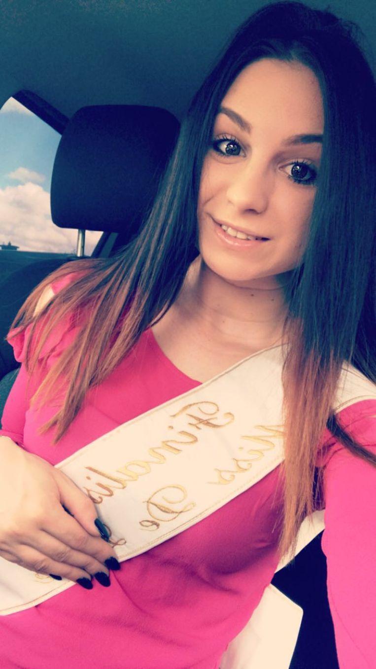 Darcy Deschrooder is finaliste Miss de Luxe.