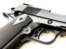 Rotterdammer (41) aangehouden in Goirle met nepwapen